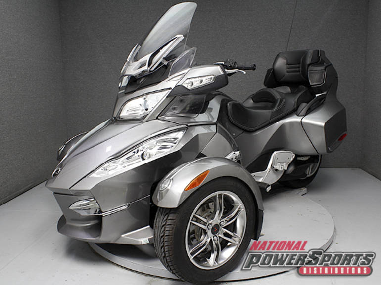 See more photos for this Can Am SPYDER RT-S SM5, 2011 motorcycle listing