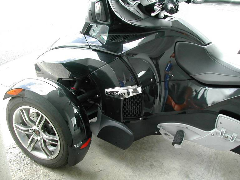 See more photos for this Can-Am SPYDER RT-S SM5, 2011 motorcycle listing