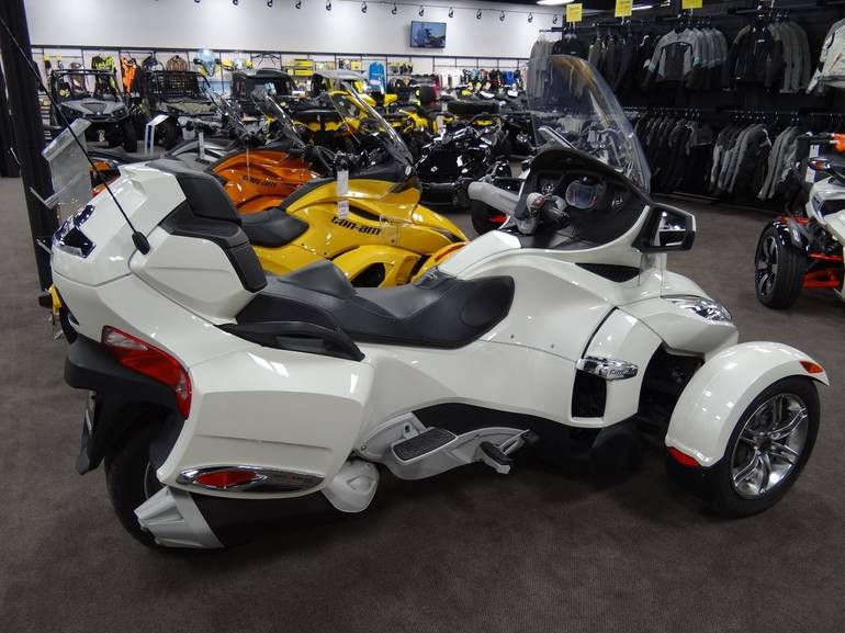 See more photos for this Can Am Spyder RT Limited, 2011 motorcycle listing