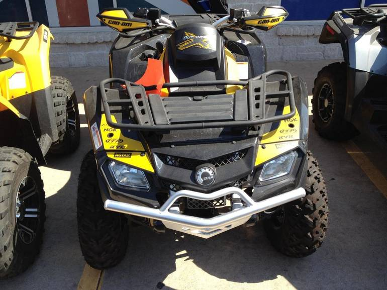 See more photos for this Can-Am outlander 800R X xc, 2011 motorcycle listing