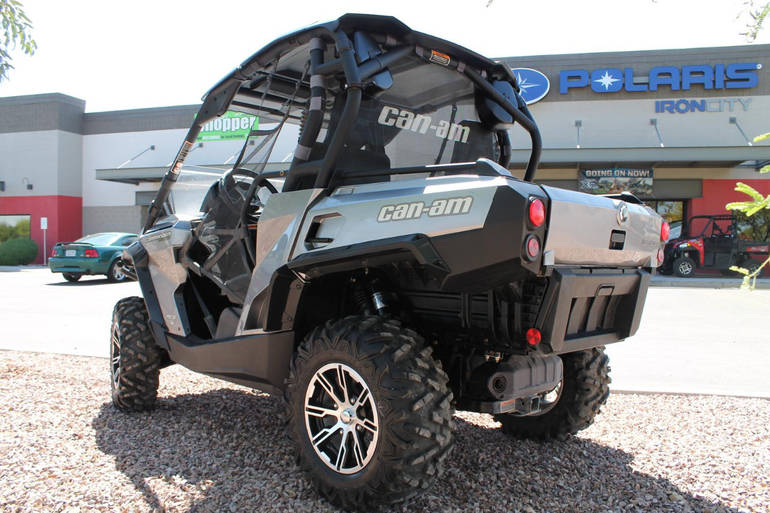 See more photos for this Can-Am COMMANDER 1000 LIMITED, 2012 motorcycle listing