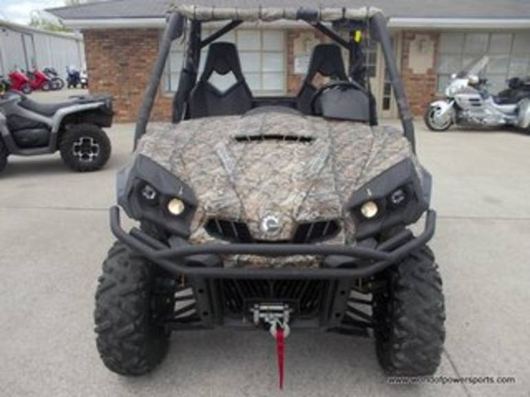 See more photos for this Can Am COMMANDER, 2012 motorcycle listing