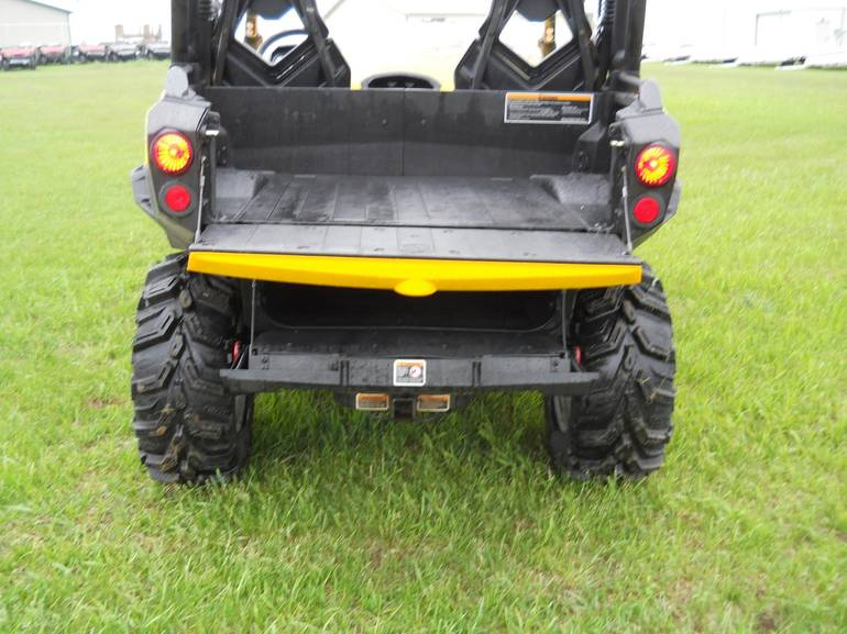 See more photos for this Can-Am COMMANDER XT 1000, 2012 motorcycle listing