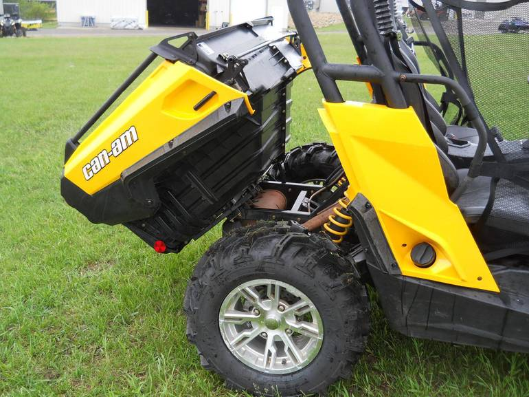 2012 can am commander xt 1000 multi use motorcycle from monroe wi today sale 9 500. Black Bedroom Furniture Sets. Home Design Ideas