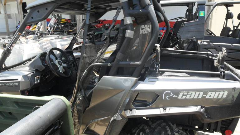 See more photos for this Can-Am COMMANDERX, 2012 motorcycle listing