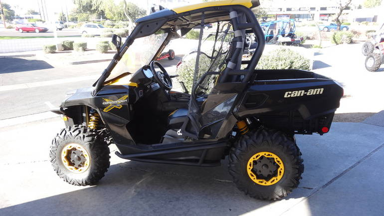 2012 can am commander 1000 x utv utility motorcycle from chandler az today sale 12 499. Black Bedroom Furniture Sets. Home Design Ideas