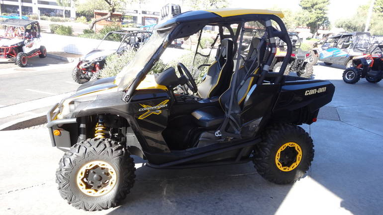 See more photos for this Can-Am Commander 1000 X, 2012 motorcycle listing