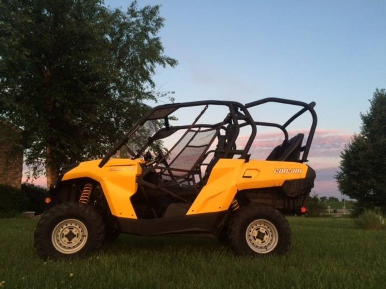 See more photos for this Can-Am Commander 800R, 2012 motorcycle listing