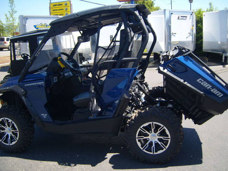 See more photos for this Can-Am Commander Limited 1000, 2012 motorcycle listing