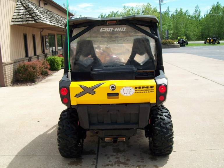 See more photos for this Can-Am Commander X  1000, 2012 motorcycle listing