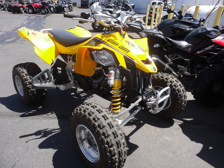 See more photos for this Can-Am DS 450, 2012 motorcycle listing