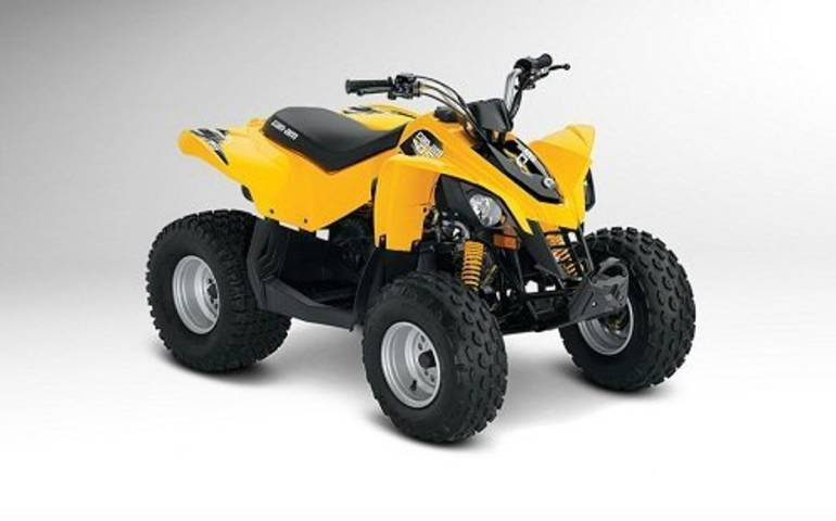 See more photos for this Can-Am DS 90, 2012 motorcycle listing