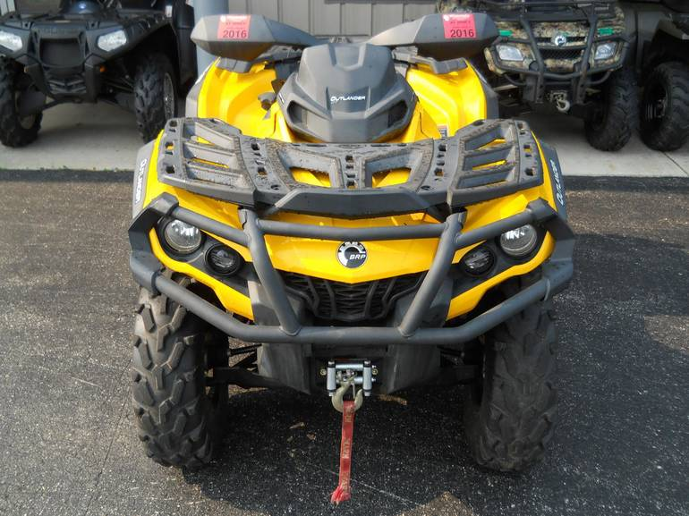 See more photos for this Can-Am OUTLANDER 1000 XT, 2012 motorcycle listing
