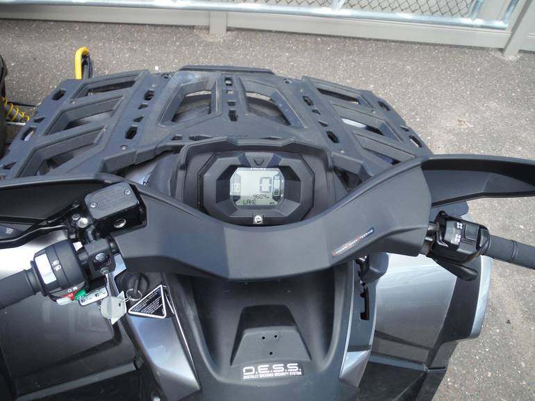 See more photos for this Can-Am OUTLANDER 800R XT, 2012 motorcycle listing