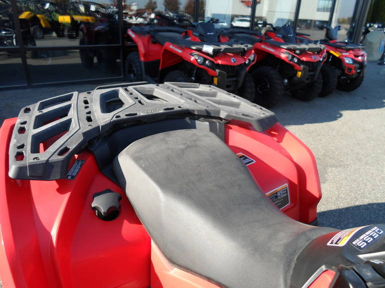 See more photos for this Can-Am Outlander 1000, 2012 motorcycle listing