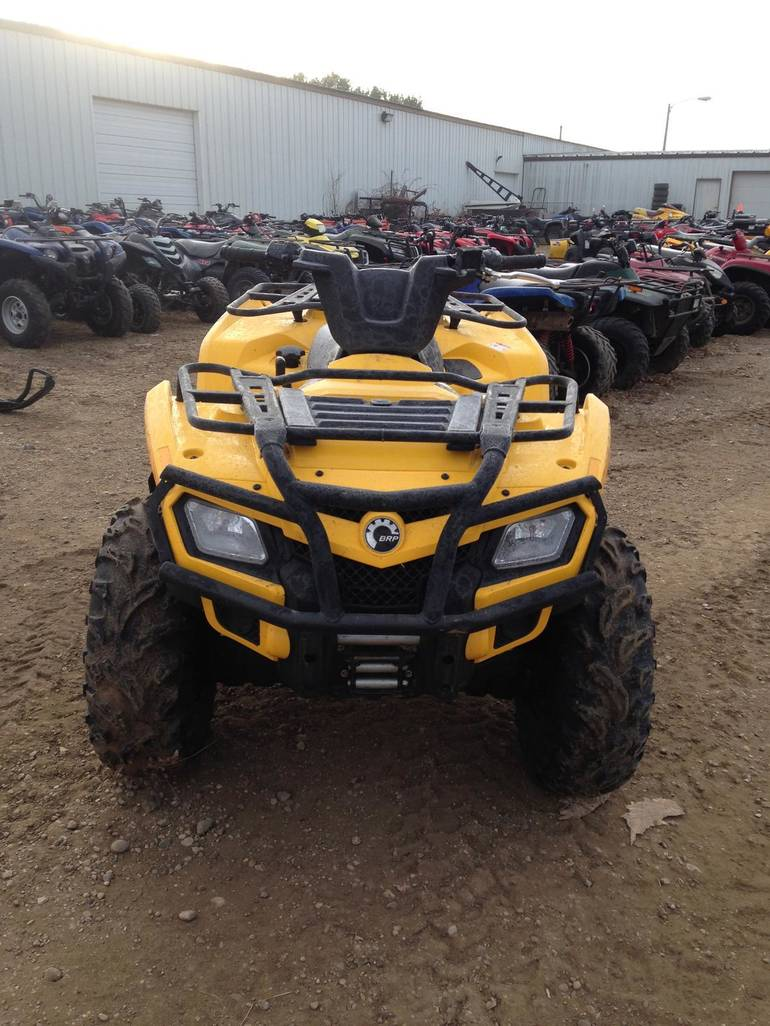 See more photos for this Can-Am Outlander 400 XT, 2012 motorcycle listing
