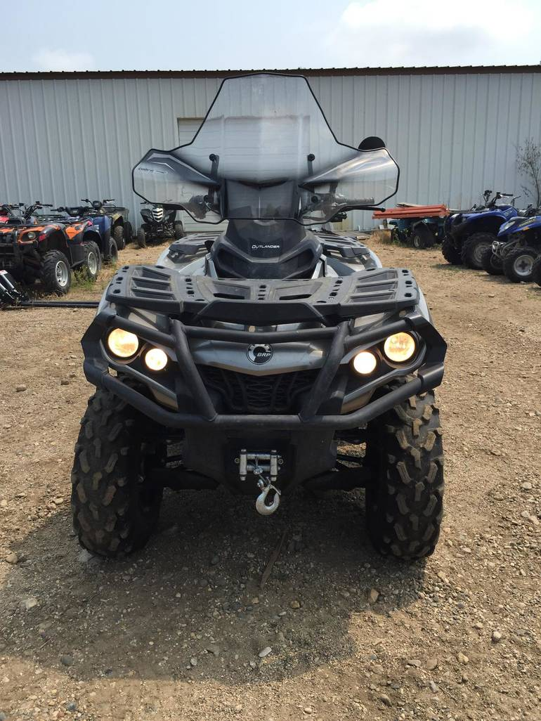 See more photos for this Can-Am Outlander 800R EFI XT w/EPS - Winch, 2012 motorcycle listing
