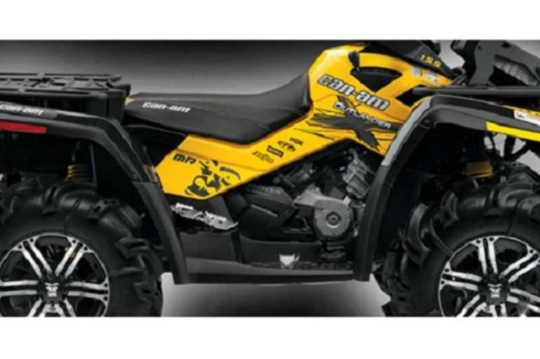 See more photos for this Can-Am Outlander 800R X MR, 2012 motorcycle listing