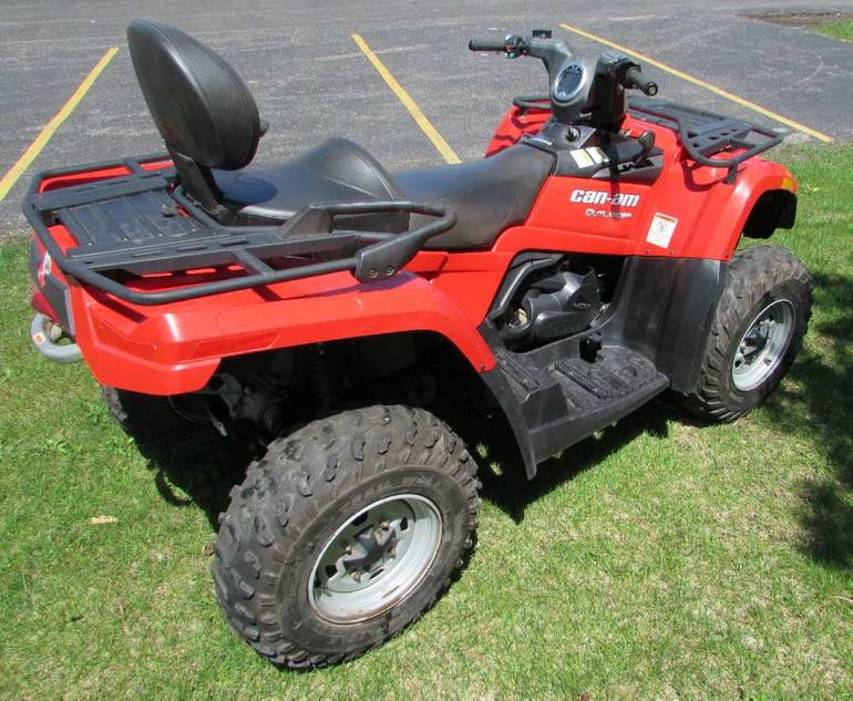 See more photos for this Can-Am Outlander MAX 400 EFI, 2012 motorcycle listing