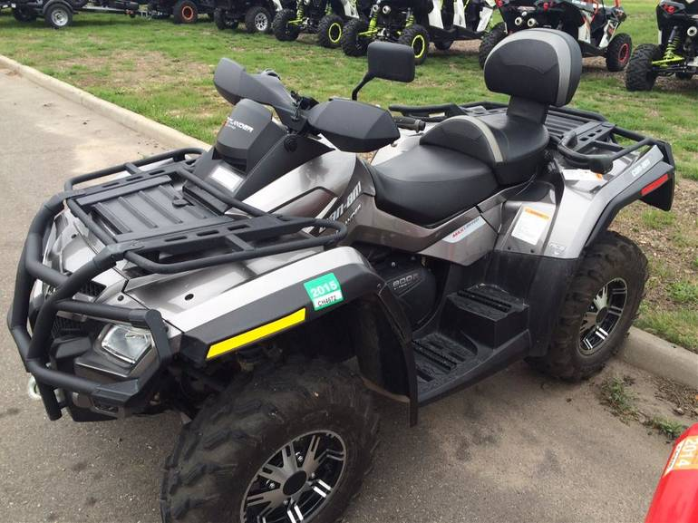 See more photos for this Can-Am Outlander MAX 800R EFI LTD, 2012 motorcycle listing