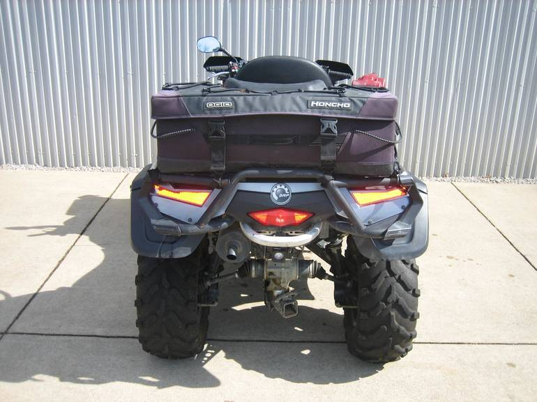 See more photos for this Can-Am Outlander MAX 800R XT, 2012 motorcycle listing