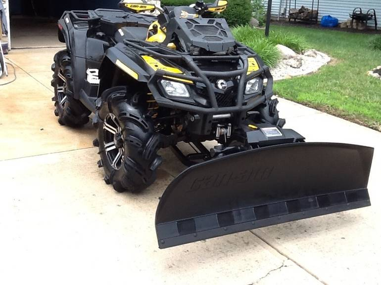 See more photos for this Can-Am Outlander X Mr 800R EFI, 2012 motorcycle listing