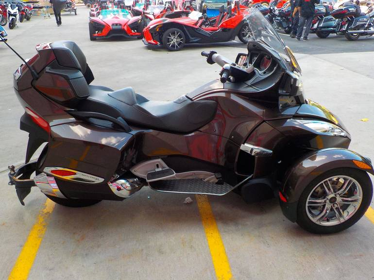 See more photos for this Can-Am RT Limited SE5, 2012 motorcycle listing