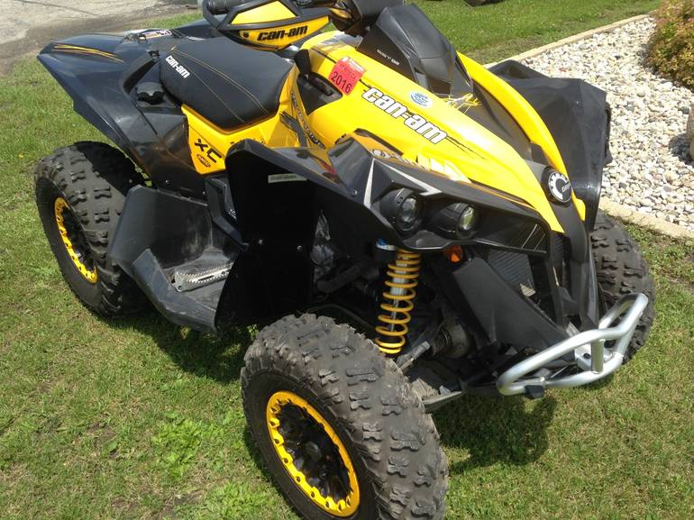 See more photos for this Can-Am Renegade  1000 X xc, 2012 motorcycle listing