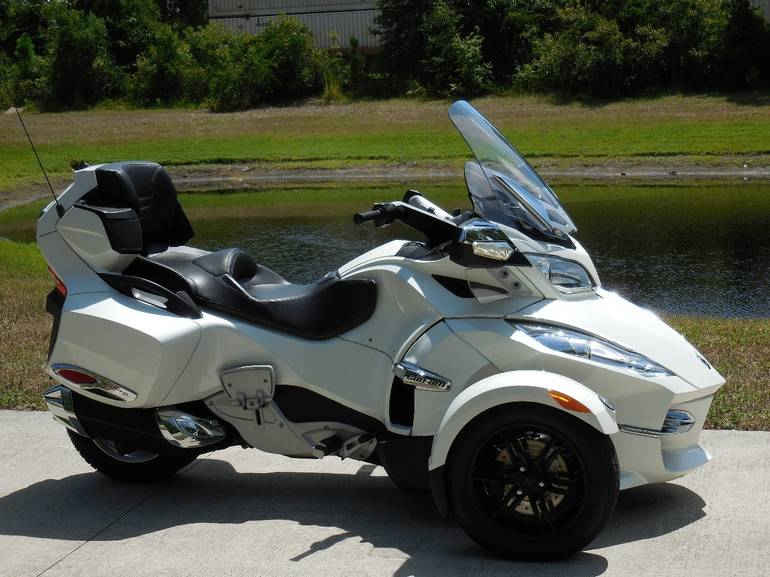 See more photos for this Can Am SPYDER LIMITED, 2012 motorcycle listing