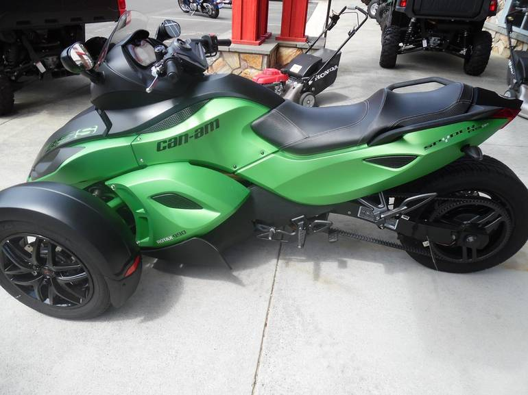 See more photos for this Can-Am SPYDER RS-S SM5 EXHAUST Manual Shif, 2012 motorcycle listing