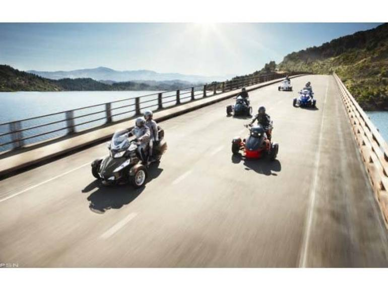 See more photos for this Can-Am Spyder® RT-S SE5, 2012 motorcycle listing