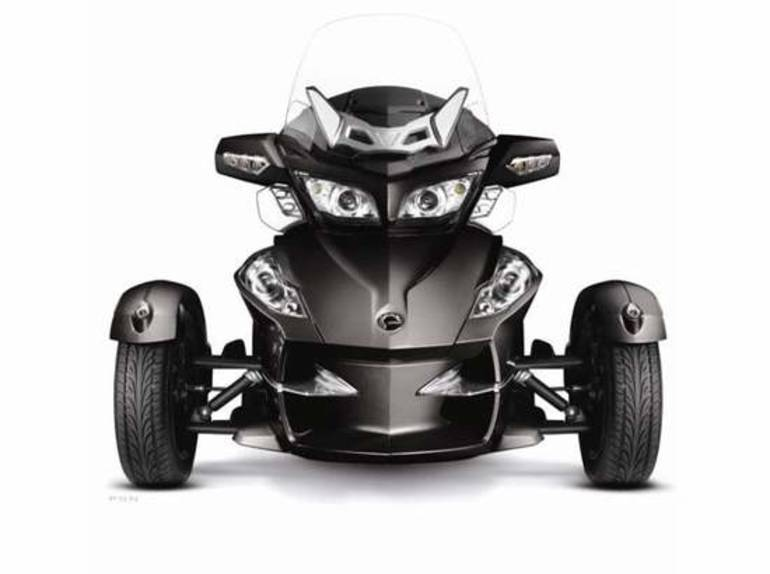 See more photos for this Can-Am Spyder™ RT-S SM5, 2012 motorcycle listing