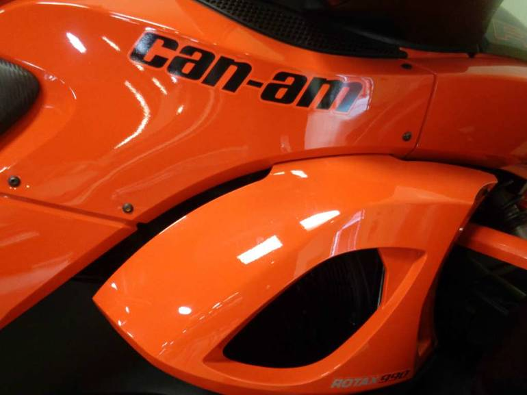 See more photos for this Can-Am Spyder RS SE5, 2012 motorcycle listing