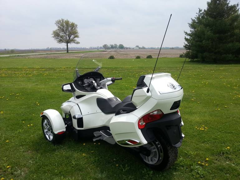See more photos for this Can-Am Spyder RT-LTD, 2012 motorcycle listing