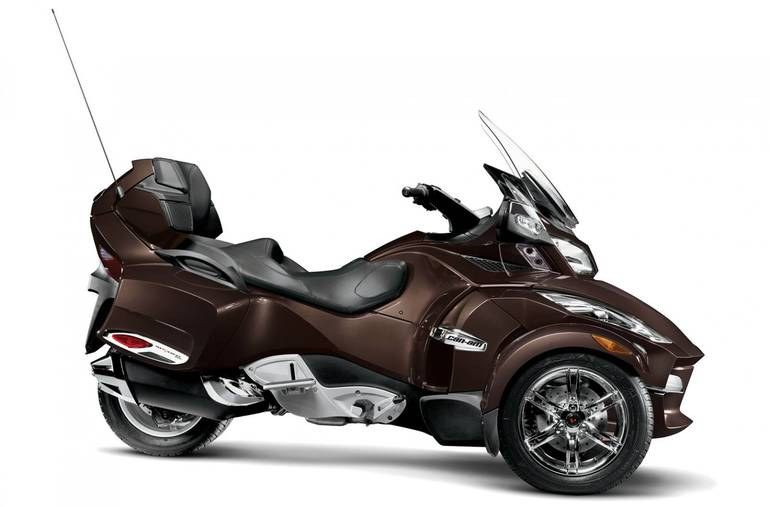See more photos for this Can-Am Spyder RT Limited - SE5, 2012 motorcycle listing