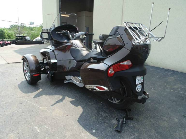 Can Am Spyder For Sale Lexington Ky >> 2012 Can-Am Spyder RT Limited Touring Motorcycle From Lexington, KY,Today Sale $16,999 ...