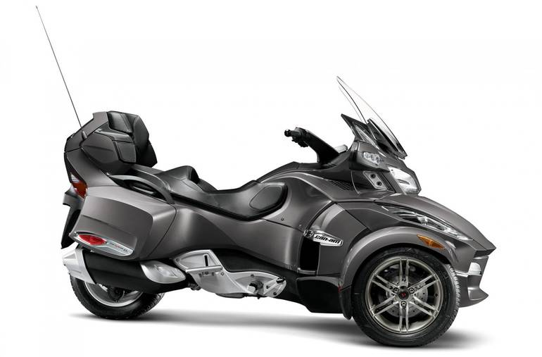 See more photos for this Can-Am Spyder RT S, 2012 motorcycle listing