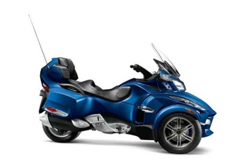 See more photos for this Can-Am Spyder RT-S, 2012 motorcycle listing