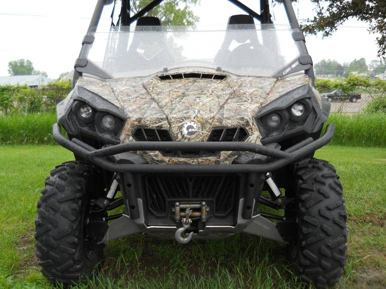 See more photos for this Can-Am CAN-AM COMMANDER XT, 2013 motorcycle listing