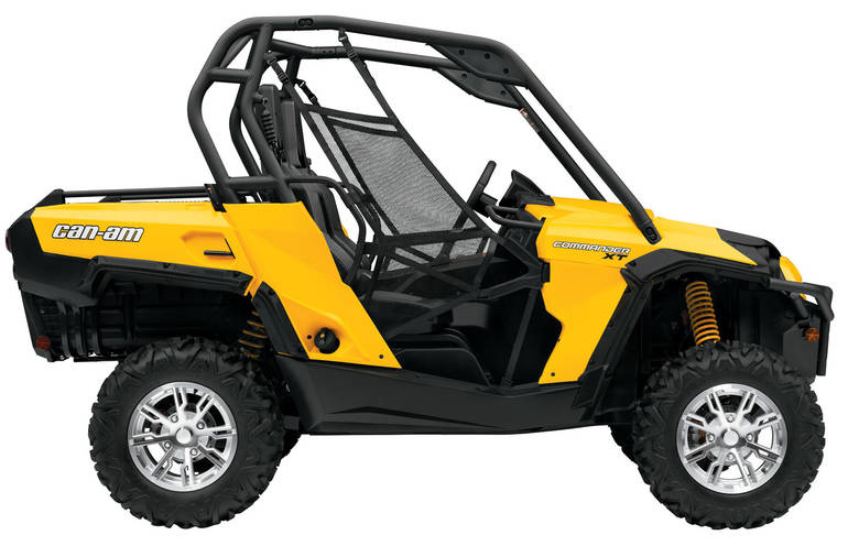 See more photos for this Can Am COMMANDER 1000 XT, 2013 motorcycle listing