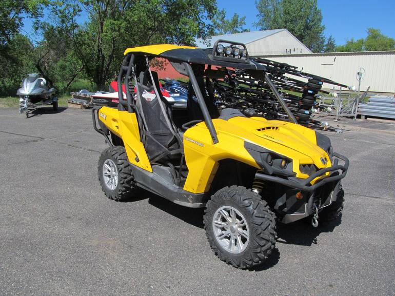 See more photos for this Can-Am COMMANDER 800R, 2013 motorcycle listing