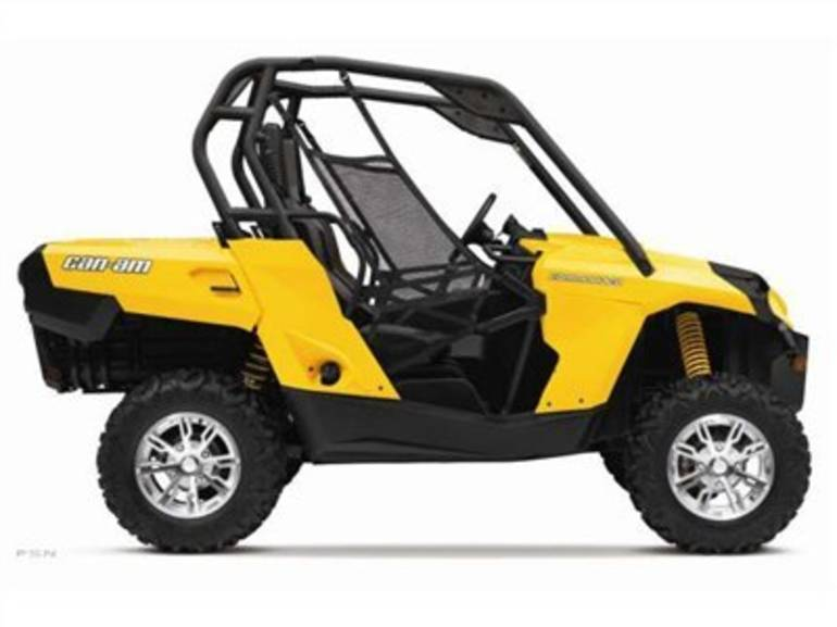 See more photos for this Can-Am Commander™ DPS™ 1000, 2013 motorcycle listing