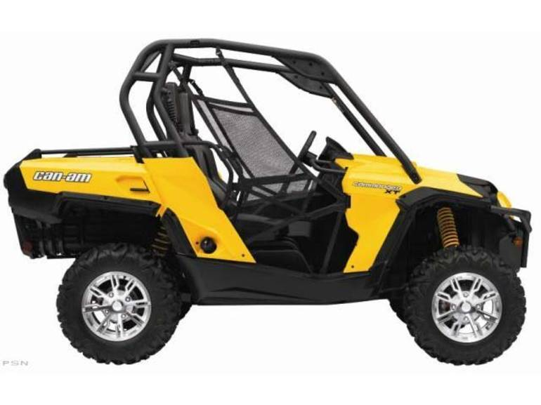 See more photos for this Can-Am Commander™ XT™ 1000, 2013 motorcycle listing