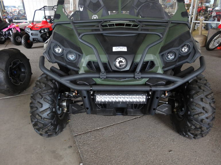 2013 Can Am Commander X 1000 Utv Utility Motorcycle From