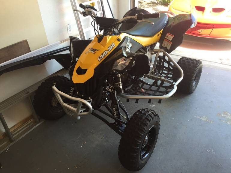 See more photos for this Can-Am Ds 450 EFI X MX, 2013 motorcycle listing