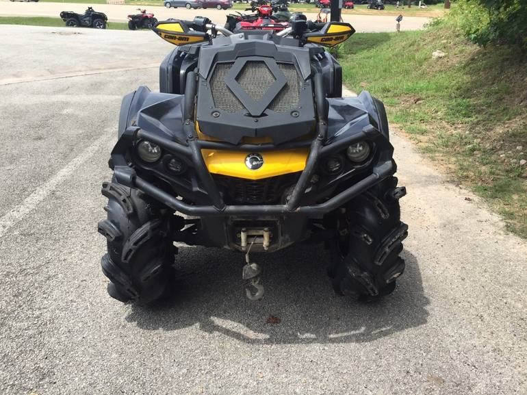 See more photos for this Can Am OUTLANDER 1000 XMR, 2013 motorcycle listing