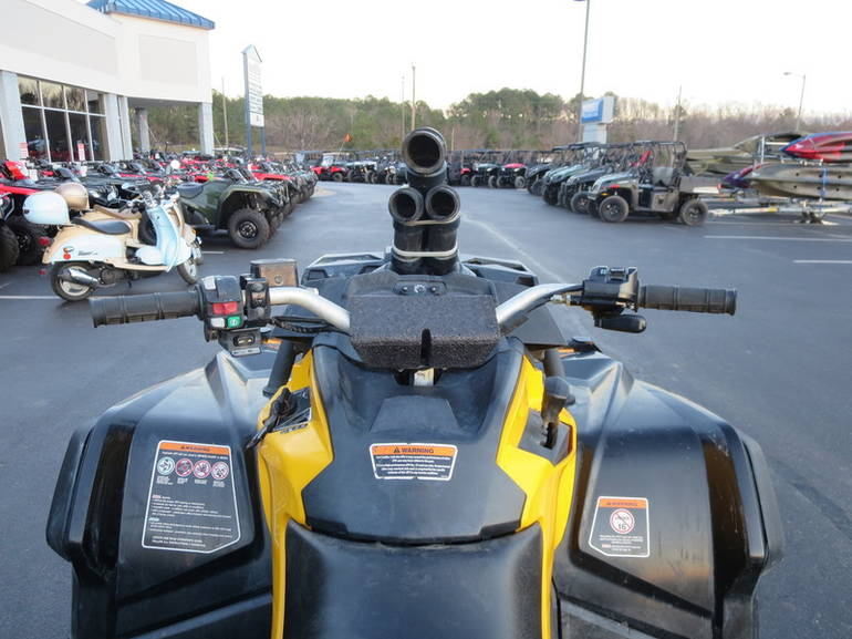 See more photos for this Can-Am OUTLANDER 1000 XMR STK 001476, 2013 motorcycle listing