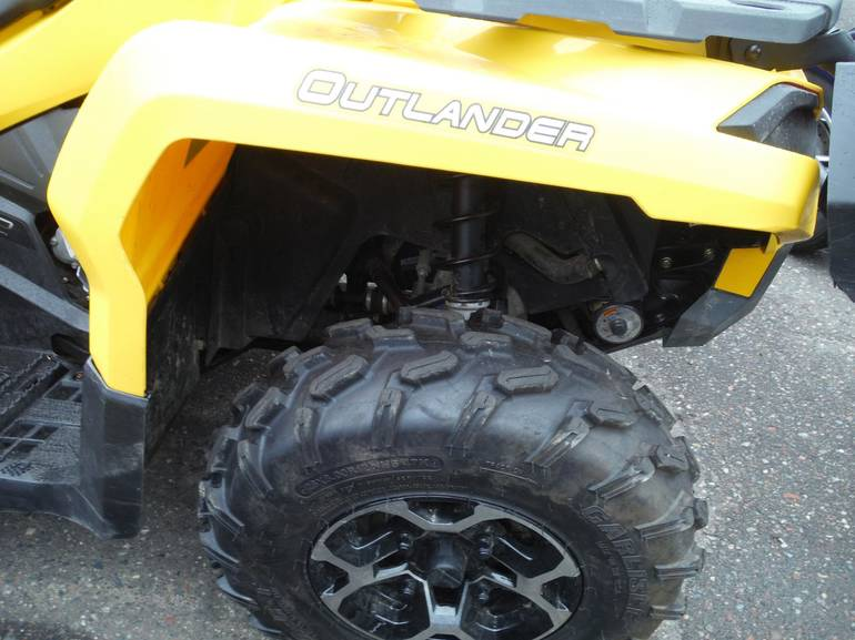 See more photos for this Can-Am OUTLANDER 500 XT, 2013 motorcycle listing
