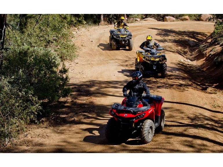 See more photos for this Can-Am OUTLANDER 800R, 2013 motorcycle listing