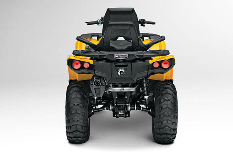 See more photos for this Can-Am Outlander Dps 800r, 2013 motorcycle listing